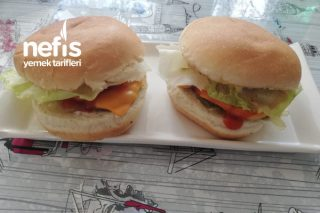 Hamburger (Enfes) Tarifi