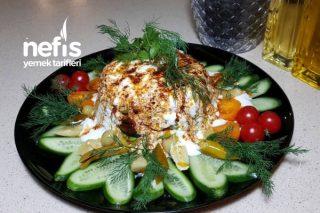Izgara Sebze Salatası (Diyet Yapanlar Koşun) (VİDEOLU) Tarifi