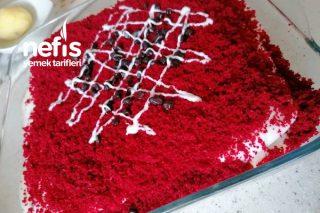 Kırmızı Kadife Kek (Red Cake) Tarifi