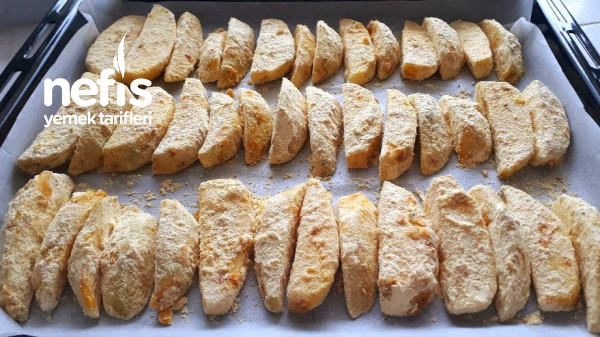 Mısır Unlu Elma Dilim Patates
