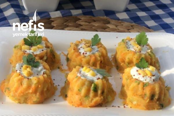 Patates (Porsiyonluk) Salatası Tarifi