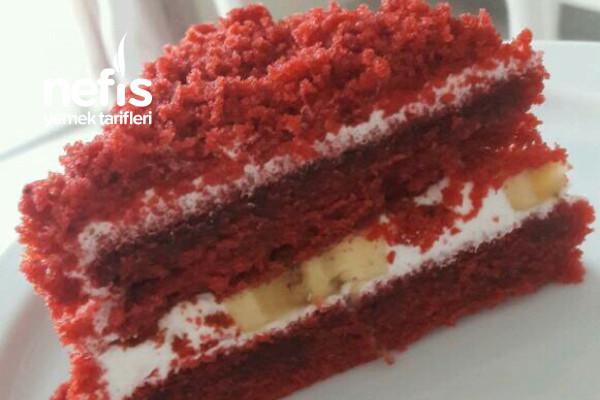 Red Velvet (Kırmızı Kadife) Tarifi