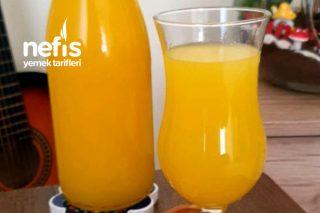 Vitamin Deposu Ev Yapımı Portakal Suyu Tarifi