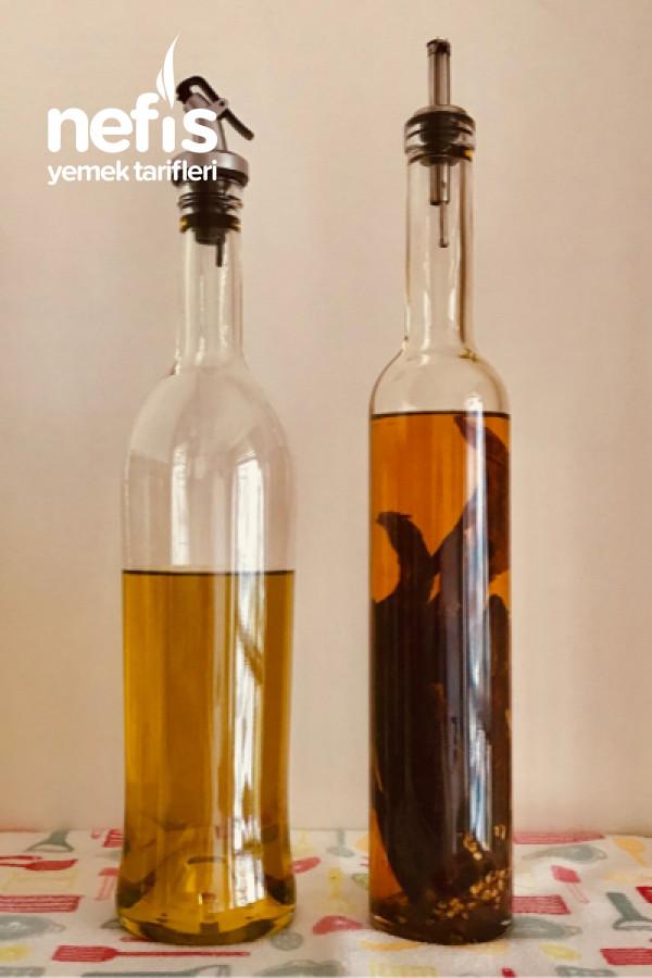 Aromatik Zeytinyağı (Acılı)