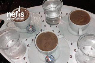 Bir Yorgunluk Kahvesi Harput Dibekten (Orta Şekerli) Tarifi