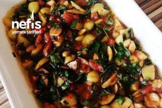 Hatay Güzeli Zeytin Salatası Tarifi