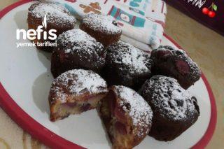 Kirazlı Muffin Tarifi