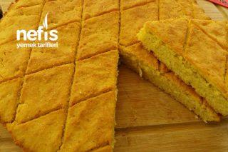 Mısır Ekmeği (5 Dakikada Fırında) Tarifi