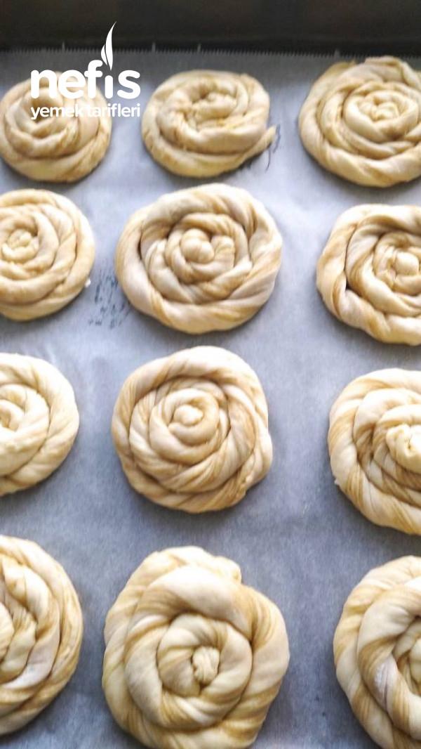 Tahinli Minik Çörekler