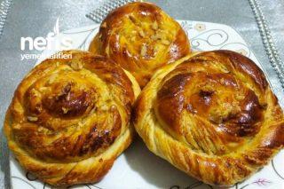 Tahinli Minik Çörekler Tarifi
