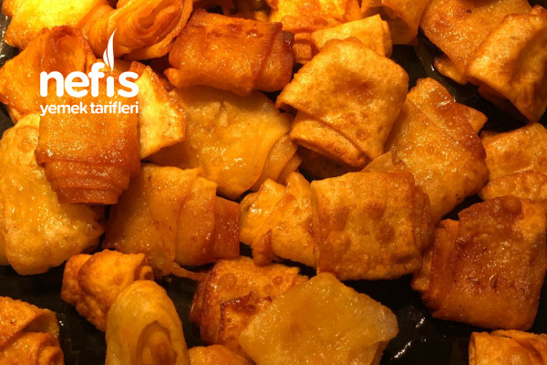 Bursa'nın Meşhur Çatal Tatlısı Tarifi