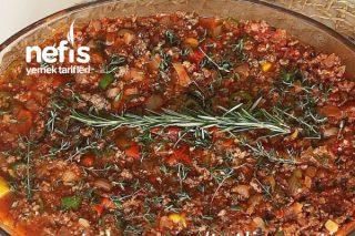 Fırında Sebzeli Oturtma | Patlıcan Kabak Musakka | Sebzeli Yemek Tarifi (Videolu)