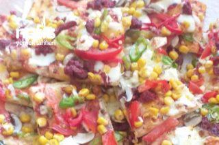 Hazırındanda Güzel Pizza Tarifi