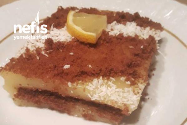 Limonlu Yaz Pastası Tarifi
