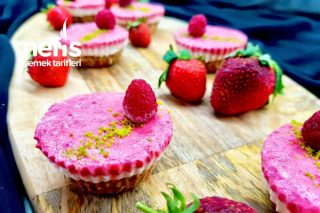 Mini Fit Cheesecake Tarifi