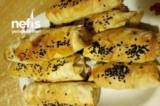 Patatesli Puf Börek !! (Sodalı) Tarifi