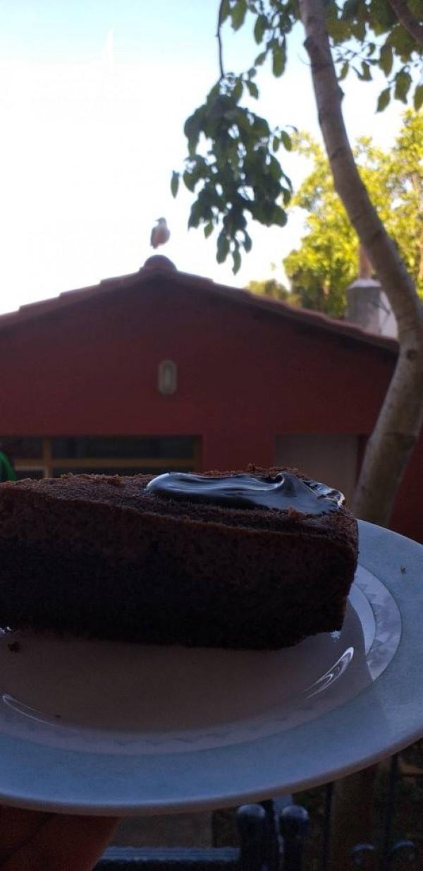 Cikolatali Dilim Kek