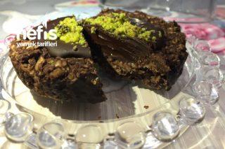 Fit Çikolatalı Tart (Garanti Lezzet) Tarifi