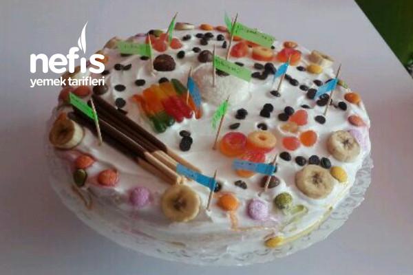 Hücre Pasta Tarifi