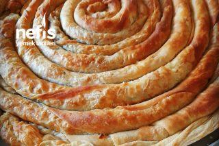 Ispanaklı Peynirli Çarşaf Böreği Tarifi