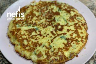 Kahvaltıya Börek Omlet Tarifi