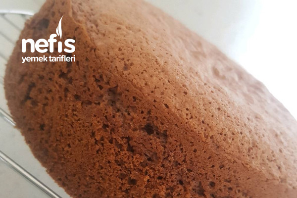 Kakaolu Çökmeyen Sünger Pandispanya (Videolu) Tarifi