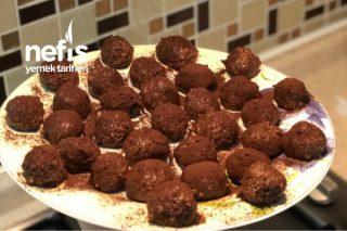 Kakaolu Yulaf Topları (Sağlıklı Atıştırmalık) Tarifi