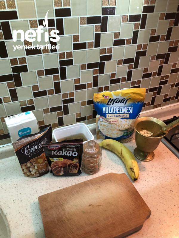 Kakaolu Yulaf Topları (Sağlıklı Atıştırmalık)