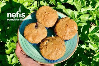 Sağlıklı Frambuazlı Muffin Tarifi