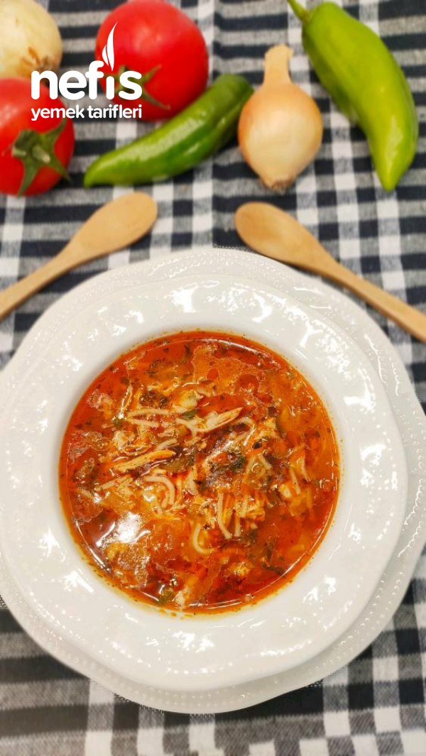 Tavuklu Şifa Çorbası