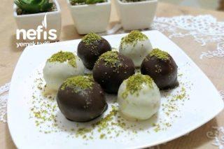 10 Dakika Da Çikolatalı Truff Tarifi