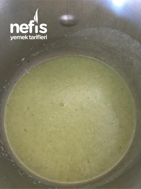 Besleyici Sebze Çorbası