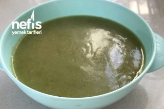 Besleyici Sebze Çorbası (Bebekler İçin) Tarifi