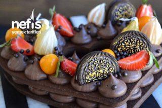 Cookie Cake Tarifi