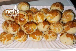 Çörek Otlu Kurabiye Tarifi