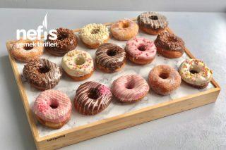 Efsane Donut Tarifi (Videolu)