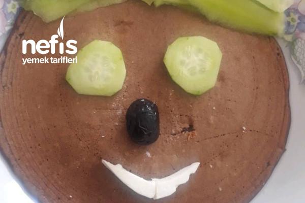 Kakaolu Krep Tarifi