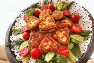 Kahvaltılık Sebzeli Kızartma (Hamur Kızartması) Tarifi
