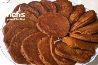 Karabuğday Unu ile Glutensiz Pankek Tarifi