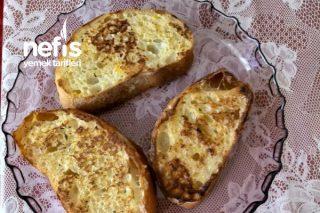Sütlü Yumurtalı Ekmek Tarifi