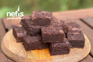 Fudge Brownie Tarifi