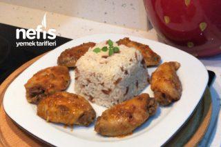 Knorr Tavuk Sos Tadında Ev Yapımı Kanat (Videolu) Tarifi