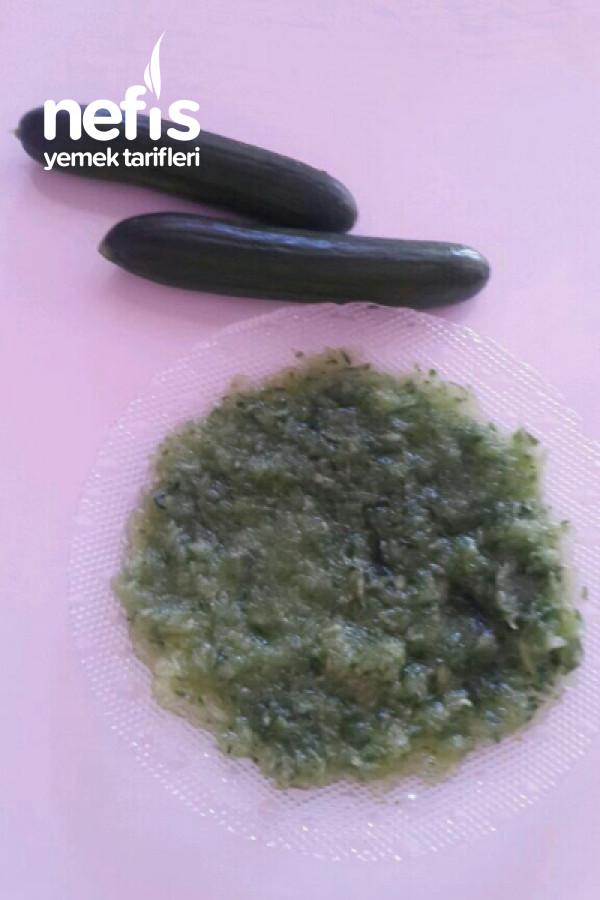 Salatalıklı Yoğurt