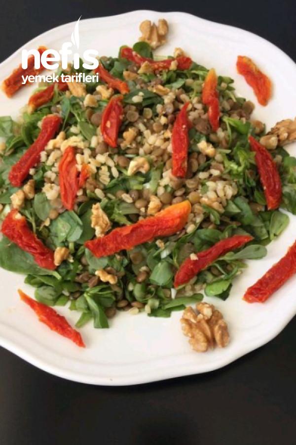 Semızotu Salatası