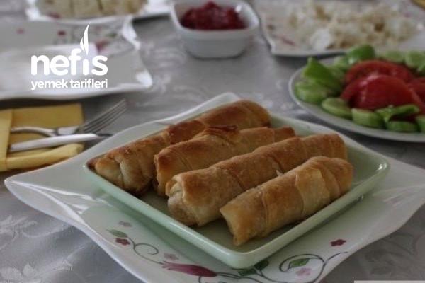Çıtır Börek (El Açması Börek Lezzetinde) Tarifi