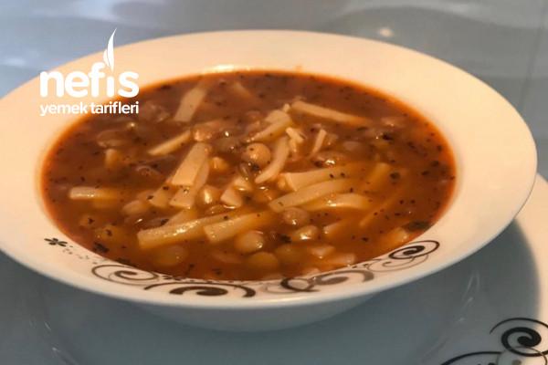 Erişte Çorbası
