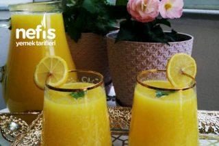 Hazırından Daha Güzel Acısız Garantili Limonata Tarifi