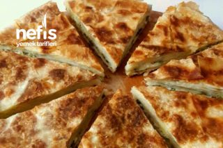 Tavada, Yemelere Doyamayacağınız Enfes Peynirli Börek Tarifi