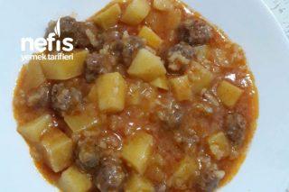 Glutensiz Sulu Köfte Tarifi