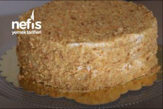 Medovik – Ballı Rus Pastası – Russian Honey Cake (VİDEOLU) Tarifi